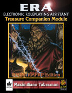 ERA for Rolemaster RMSSFRP Treasure Companion