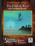 Shadow World: The Land of Xa-ar