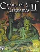 Creatures and Treasures II