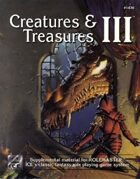 Creatures and Treasures III