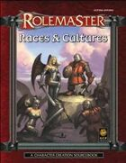 RMFRP Races and Cultures