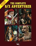 The Complete B/X Adventurer - RBG002