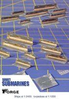 Modern Soviet Submarines