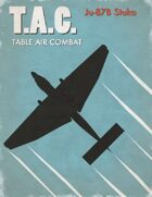 Table Air Combat:  Ju-87B