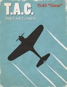 Table Air Combat: Ki-43 Oscar