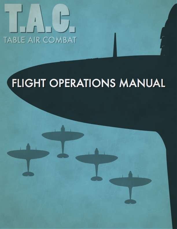 Table Air Combat: Flight Operations Manual