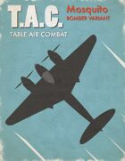 Table Air Combat: Mosquito Bomber