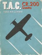 Table Air Combat:  C.200 Saetta