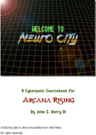 Welcome to Neuro City