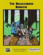 The Beleaguered Burrow