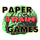 Paper Brain Games