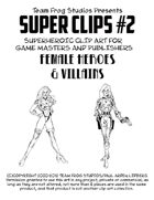 TFS Super Clips #2: Female Heroes & Villains