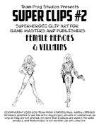 TFS Super Clips #2: Female Heroes & Villains