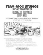 Team Frog Studios Clip Art Col. #2: Sci Fi