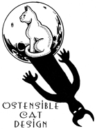 Ostensible Cat Design