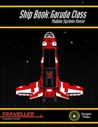 Ship Book: Garuda Class MSV