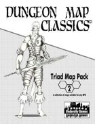 Dungeon Map Classics Triad Map Pack 2