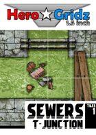 HeroGridz - Sewers - T-Junction