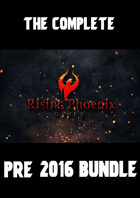 Rising Phoenix Games Pre 2016 Releases [BUNDLE]