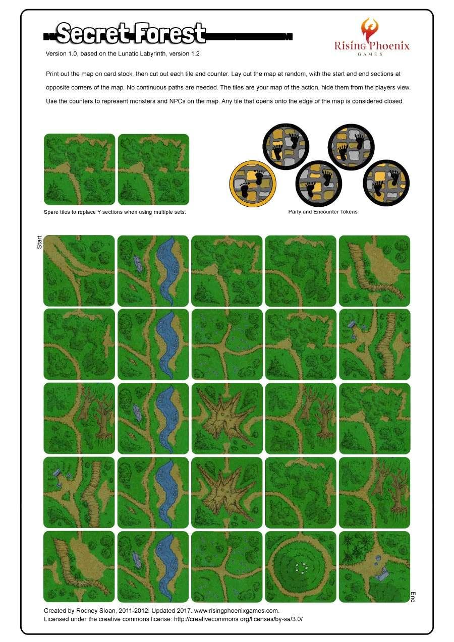 5E Generator watermarked pdf