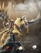 Griffins - A Field Guide (D&D)