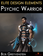 Elite Design Elements: Psychic Warrior