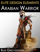 Elite Design Elements: Arabian Warrior