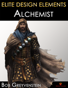 Elite Design Elements: Alchemist