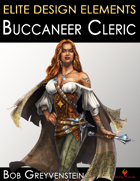 Elite Design Elements: Buccaneer Cleric