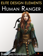 Elite Design Elements: Human Ranger