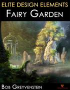 Elite Design Elements: Fairy Garden Background