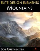 Elite Design Elements: Mountains Background