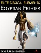 Elite Design Elements: Egyptian Fighter