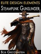 Steampunk Gunslinge