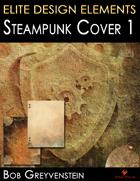 Elite Design Elements: Steampunk Cover 1