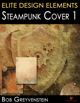Elite Design Elements: Steampunk Cover 1