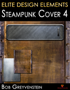 Elite Design Elements: Steampunk Cover 4