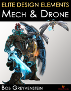 Mech and Drone