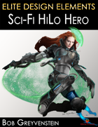 SciFi HiLo Hero