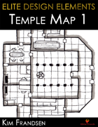 Elite Design Elements: Temple Map 1