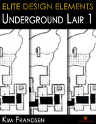 Elite Design Elements: Underground Lair 1