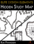 Elite Design Elements: Hidden Study Map