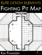 Elite Design Elements: Fighting Pit Map