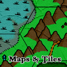 Maps and Tiles