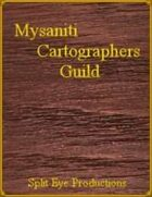 Mysaniti Cartographers Guild 2003 Annual