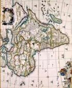 Antique Maps III - Africa of the 1600's