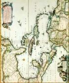 Antique Maps IV - Carribean of the 1600's
