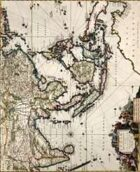 Antique Maps V - South East Asia of the 1600's