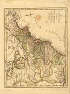 Antique Maps XXI - The United States of the 1700's