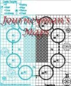 Journeyman's Maps - Castle Delgrim Gold Pack